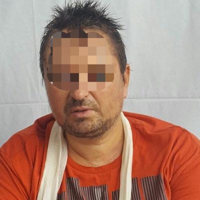 """ECHAN DEL CERESO 'PAPA CALIENTE"""": Regresan al ruso Aleksei Makeev al Hospital General de Cancún; pidieron apoyo por 24 horas"""