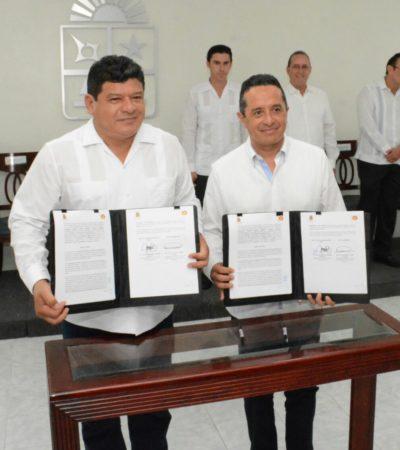 Confía Luis Torres en que el mando único dará seguridad a los chetumaleños