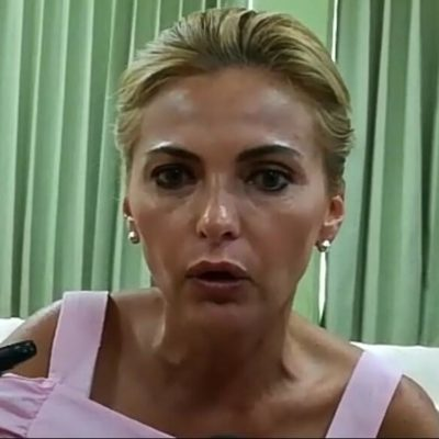 """""""LOS POLÍTICOS TENEMOS ASPIRACIONES, PERO…"""": Analiza Sara Latife retirarse de la política en 2018"""