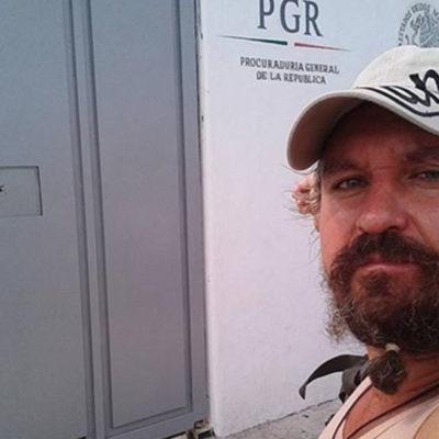 Libran orden de aprehensión contra Aleksei Makeev, informa Televisa; FGE no confirma oficialmente la versión.