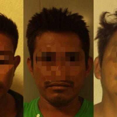 Aprehenden a 3 imputados en un asalto en plena Quinta Avenida de Playa que derivó en asesinato