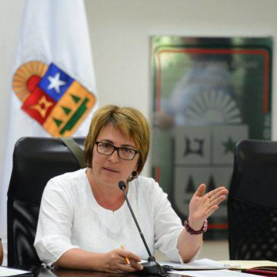Reclama diputada 'inacción' en el tema del retiro de la concesión a Aguakán