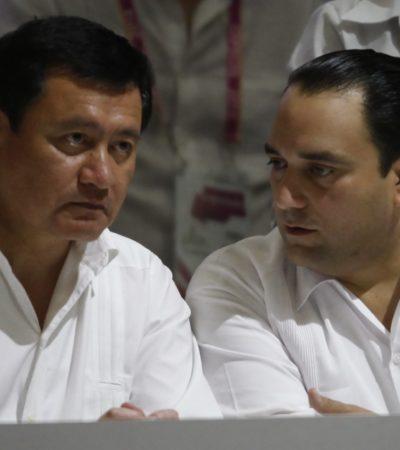 DUERME 'BETO' EL SUEÑO DE LOS JUSTOS: Todavía no hay orden de aprehensión contra Borge, confirma Osorio Chong