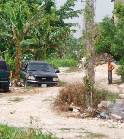 LAS COLONIAS DEL ABANDONO: Son parte del principal destino turístico de México, pero permanecen sin servicios