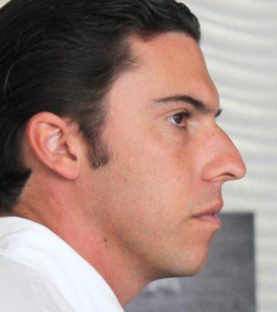 Justifica Remberto Estrada retenes y operativos y defiende avances contra la inseguridad en Cancún