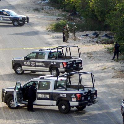 HALLAN A OTRO EJECUTADO EN PLAYA: Encuentran cadáver por carretera de cuota, el tercer caso en menos de 72 horas