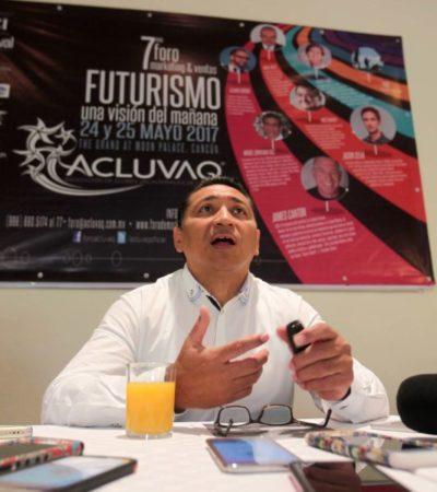 BUSCAN LA LLAVE PARA OBTENER UNA 'VISIÓN DEL MAÑANA': Anuncia Acluvaq 'Foro Marketing & Ventas Futurismo'