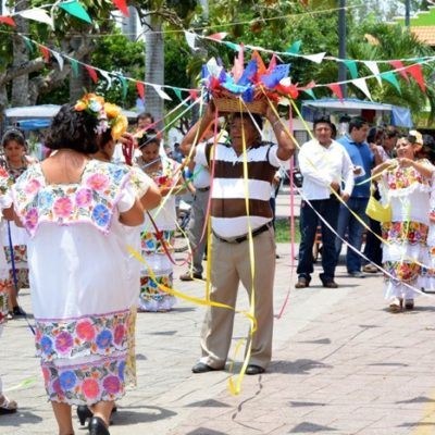 GALERÍA | Festejos de la Cruz Parlante en Felipe Carrillo Puerto