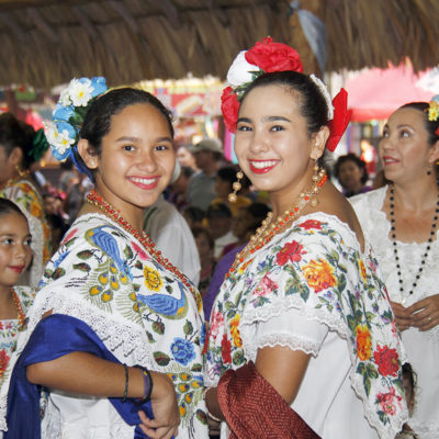 GALERÍA   Finaliza la Feria de El Cedral en Cozumel