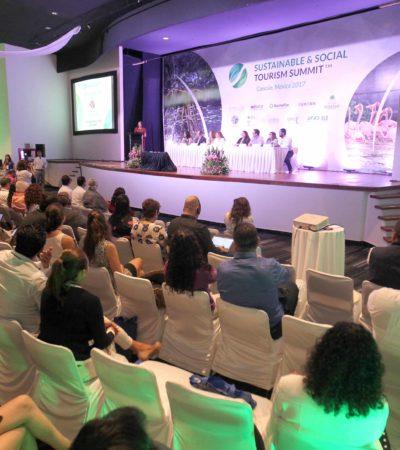 Se reúnen en Cancún expertos en sustentabilidad