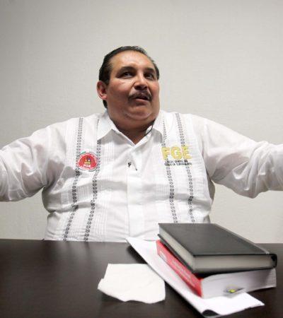 VIENEN MÁS ÓRDENES DE APREHENSIÓN: Confirma el Fiscal denuncias en curso contra más ex funcionarios de Roberto Borge