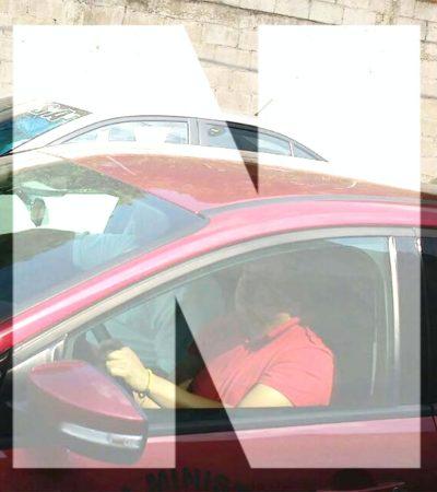 GALERÍA | INGRESAN A PRISIÓN AL PRIMER BORGISTA: Llegada de Mauricio Rodríguez Marrufo a la Fiscalía en Chetumal