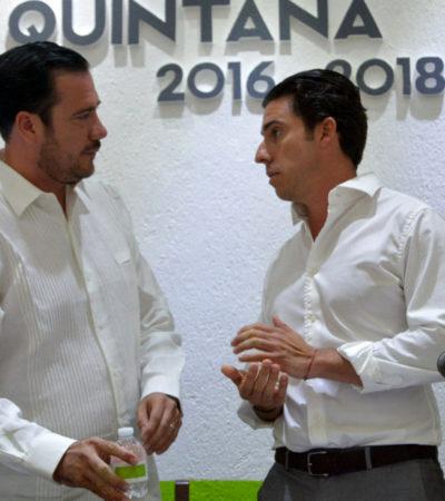 SE QUEDA EN MEMBRETE LA ALIANZA PVEM-PRI EN CANCÚN: Los 'verdes' tienen control total del Ayuntamiento; el tricolor, borrado de los cargos de alto nivel