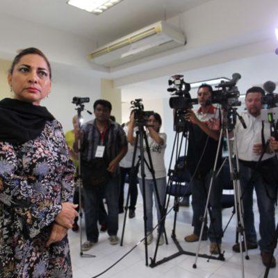 Insiste Marisol Alamilla que no está en sus planes renunciar a la SEyC