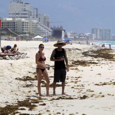 Buscan certificar un kilómetro de playa, desde playa Marlin hasta playa Ballenas