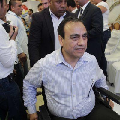Reconoce Ayuntamiento que Julián Leyzaola tiene un proceso legal en curso