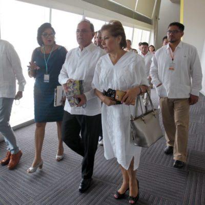 """""""ES UN CENTRO QUE SE ESTÁN DISPUTANDO LOS CÁRTELES"""": Quintana Roo """"está muy atrasado"""" en temas de seguridad, advierte Isabel Miranda de Wallace"""