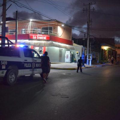 Suspenden a policías de todo el Sector 3 para facilitar las investigaciones del intento de linchamiento de ruso de Cancún