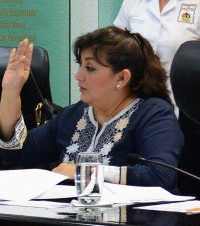 Promueve diputada exhorto para mejor estrategia de seguridad en Benito Juárez