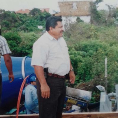 Fallece en Mérida Hermenegildo Aké Sarabia, ex regidor y uno de los fundadores de la colonia Colosio de Playa del Carmen