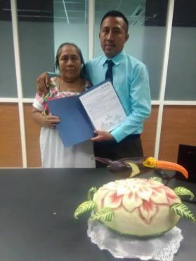 Jorge Daniel Alvarado Cauich: el ambientalista de San Antonio Tuk | Por Gilberto Avilez Tax