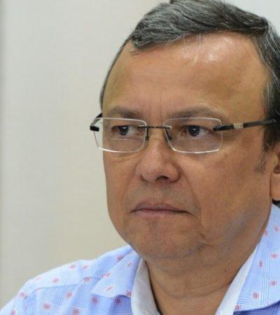 """Por """"motivos personales"""", renuncia subsecretario de Salud, Manuel Jesús Aguilar Ortega"""