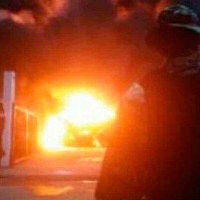 Deja al menos 12 muertos explosión de almacén de pirotecnia en Puebla