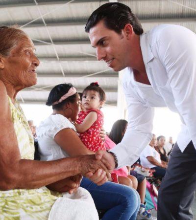A 7 meses de gobierno, vecinos de la Región 221 reconocen avances y compromisos cumplidos