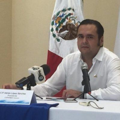 En alza economía, pese a inseguridad, asegura Coparmex