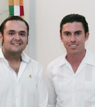 BUSCA ALCALDÍA MAYOR COLABORACIÓN CON IP: Se reúne Remberto Estrada con el presidente de Coparmex