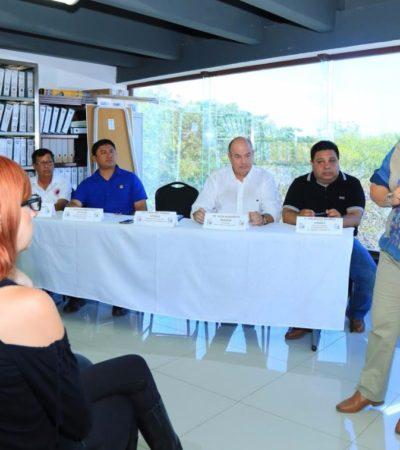 Se coordinan hoteleros con la comuna para proteger a trabajadores y turistas ante la próxima temporada de huracanes