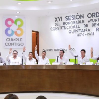 Aprueba Cabildo de BJ concesión por 20 años del servicio de limpia a favor de la empresa 'Intelligencia de México'