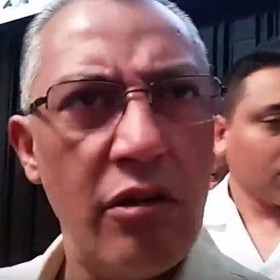 """""""SIGO SIENDO PRESIDENTE DEL PES"""": Carlos Mario Villanueva rechaza 'caderazo' de Gregorio Sánchez"""