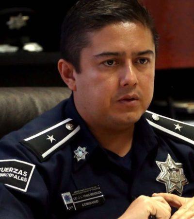 Publica Milenio que la SEIDO investiga al ex jefe de la policía de BJ por supuestamente darle entrada al Cártel Jalisco Nueva Generación que desató ola de violencia en Cancún