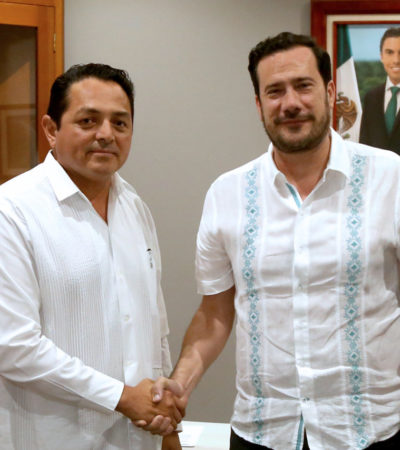 TRAEN A OTRO MANDO MILITAR PARA ENFRENTAR VIOLENCIA: Nombran a Teniente Coronel como nuevo encargado de despacho de Seguridad Pública en Cancún