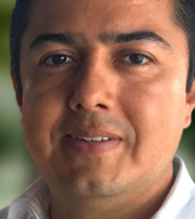 'RESCATAN' A EX JEFE POLICIACO: Nombran a José Luis Jonathan Yong Mendoza nuevo director de Catastro de Benito Juárez