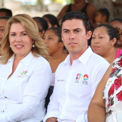 Visita Alcalde la Región 259 para anunciar la construcción de nueva infraestructura urbana