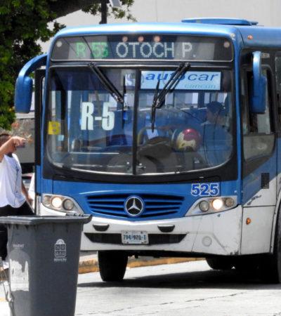 Denuncia Morena exclusión de estudiantes para obtener tarifa preferencial de transporte público