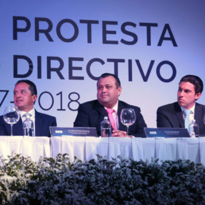 Destaca Remberto Estrada trabajo en conjunto con el sector empresarial