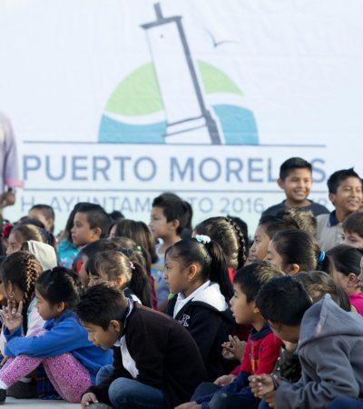 Promueven en Puerto Morelos políticas públicas para erradicar el trabajo infantil