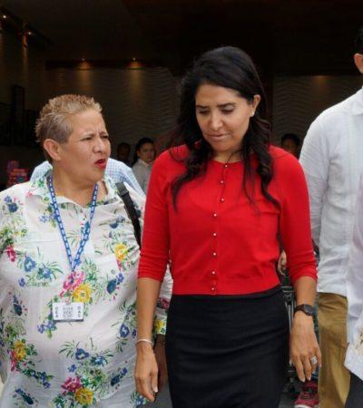 Confía Alejandra Barrales en que caigan más en caso Borge