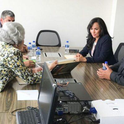 Avanza en el ISSSTE trámite para afiliar a trabajadores del Ayuntamiento de Puerto Morelos