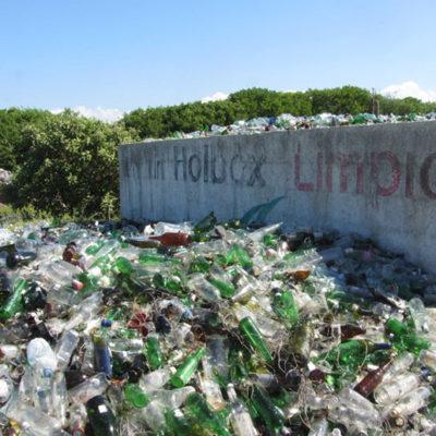 Busca comuna de Lázaro Cárdenas concesionar el servicio de recolección de basura en isla Holbox