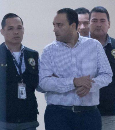 Realizará Panamá este martes audiencia de extradición para ex Gobernador Roberto Borge