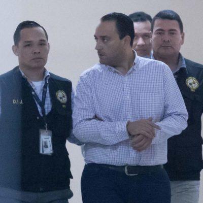 SUFRE BORGE OTRO REVÉS EN PANAMÁ: Rechaza la Corte Suprema de Justicia recurso con el que el ex Gobernador pretendía frenar extradición a México