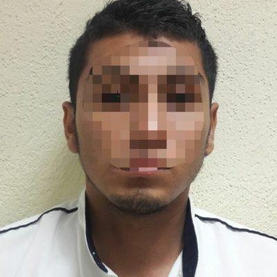 Detienen a un joven con medio kilo de marihuana en Playa del Carmen