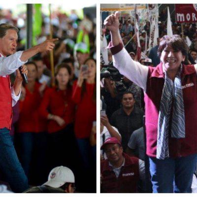 Pierde AMLO y retiene PRI el Edomex; cerrada elección en Coahuila; aventaja el PAN en Nayarit
