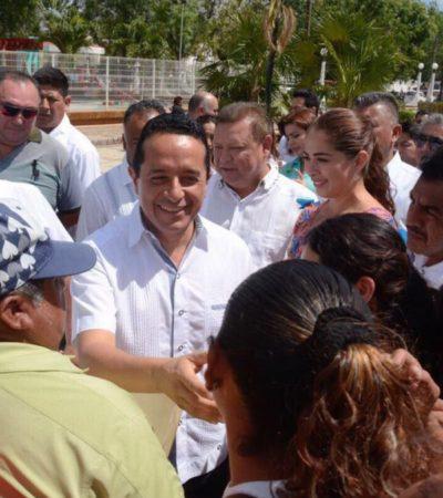 """""""ES UN AVANCE PARA SEGUIR CAMBIANDO"""": Aplaude Gobernador eliminación del fuero; """"las cosas serán parejas para todos"""", dice"""