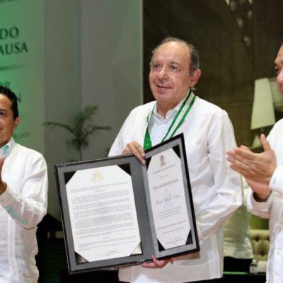 NUEVO RUMBO, PERO SIN CASTIGO SERÁ IMPOSIBLE: Pide Héctor Aguilar Camín al Gobierno dejar de mirar atrás, pero aconseja imponer castigos severos a quienes afectaron el patrimonio estatal