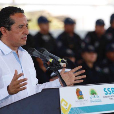 Rechaza Carlos Joaquín cualquier forma de espionaje desde el Gobierno